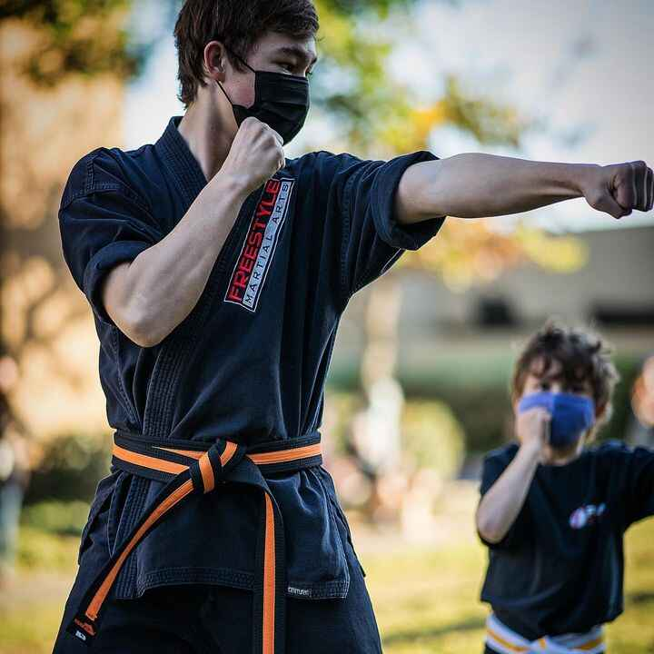 Home - Freestyle Martial Arts