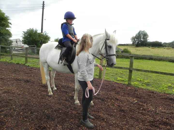 Riding lessons at Teamwork Equestrian