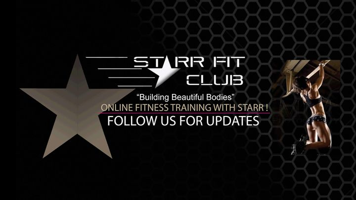 STARR FIT CLUB updated their phone number.