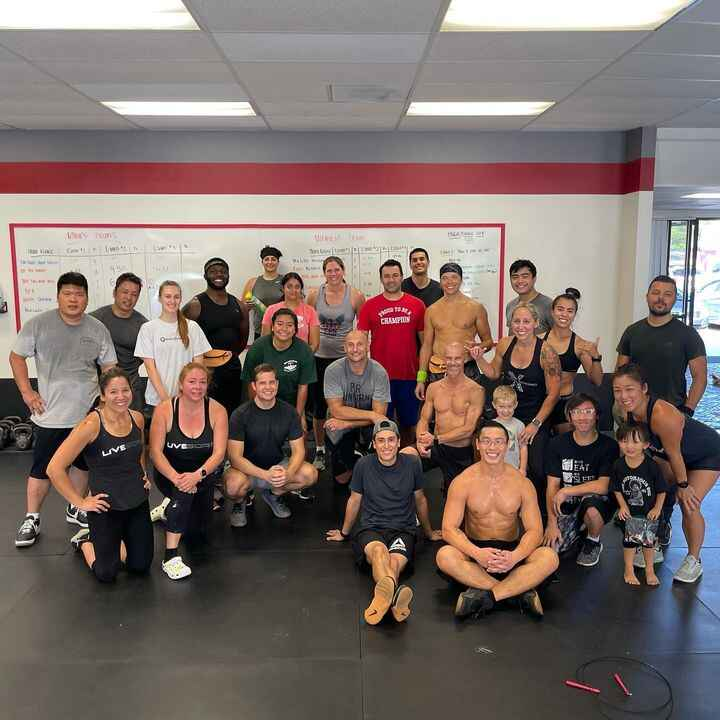 Photos from CrossFit Sun's post